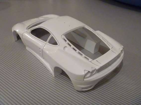 FERRARI F430 GT KROHN RACING Primerblanco2