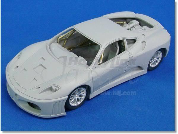 FERRARI F430 GT KROHN RACING S27fr2432