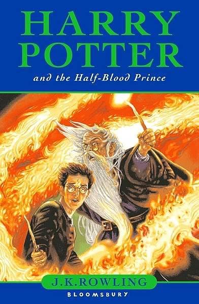 Ο Harry Potter και ο Ημιαιμος Πριγκιψ