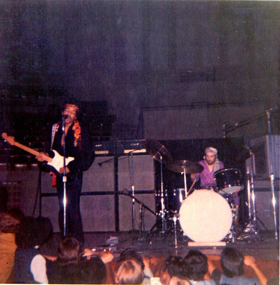 San Antonio  (Hemisfair Arena) : 10 mai 1970  5d3767b34efa81fba4a85793124a8e10
