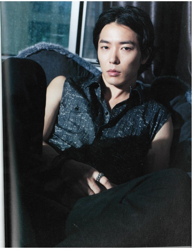 Ким Джэ Вук / Kim Jae Wook. Малыш Вук. Вафелька - Страница 8 0a39e2b452e18ff1dc98ab42f7c7ef26