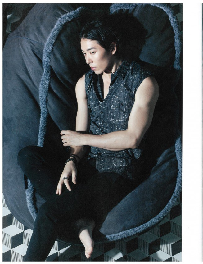 Ким Джэ Вук / Kim Jae Wook. Малыш Вук. Вафелька - Страница 8 A4a37b7ecb32e9096ea9f0c3c221bf8c