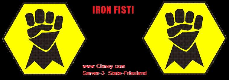 IRON FIST STRONG HOLD!!!
