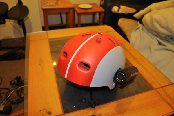 New Year, New Gear... HelmetCam
