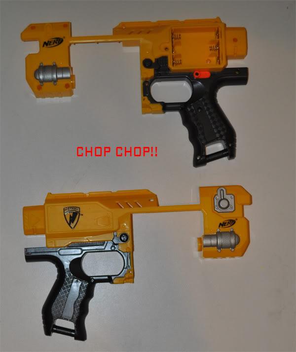 Clip Fed Barricade - BLOCKADE ECS Pic1