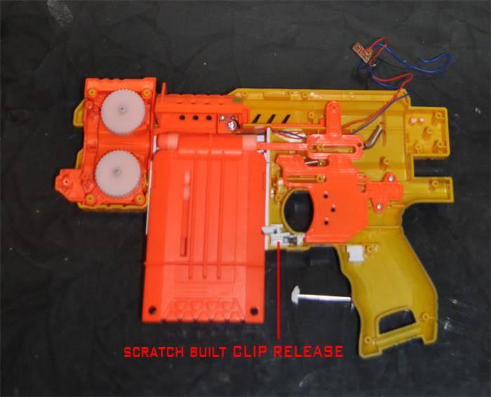 Clip Fed Barricade - BLOCKADE ECS Pic3