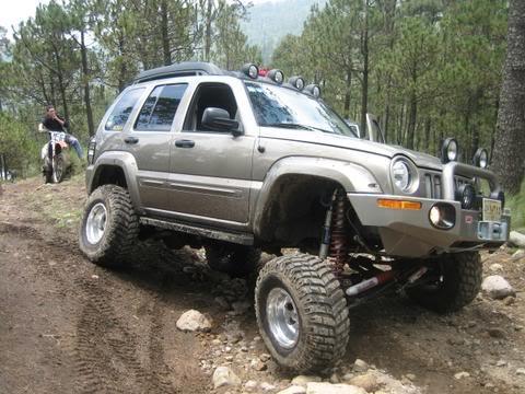 solid axle kj 992are2