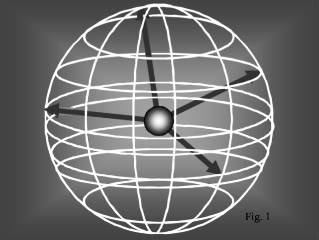 Quantum Theory & Alchemy Globe-1