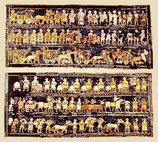 Sumerian Robots? Sh05