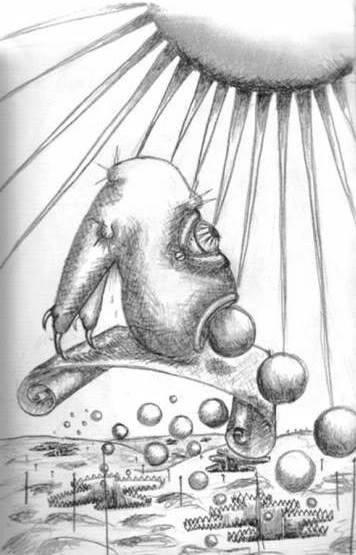 Drawings by Sleeveless B-1