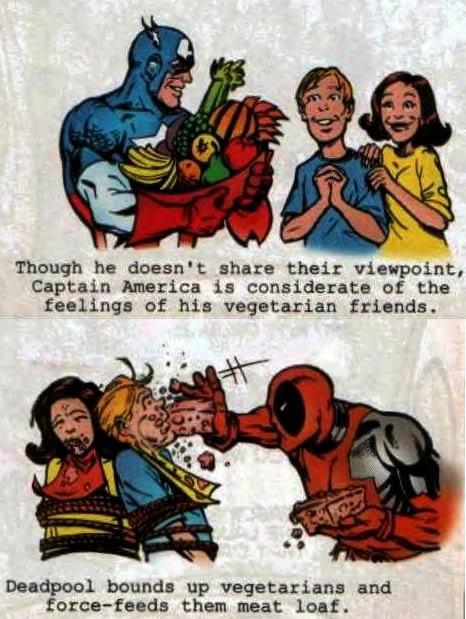 Part 14 / 8 Deadpool