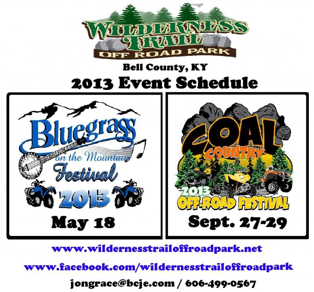 2013 Event Schedule for Wilderness Trails in Bell County WTOP2013EventScheduleLogo_zps9d441210