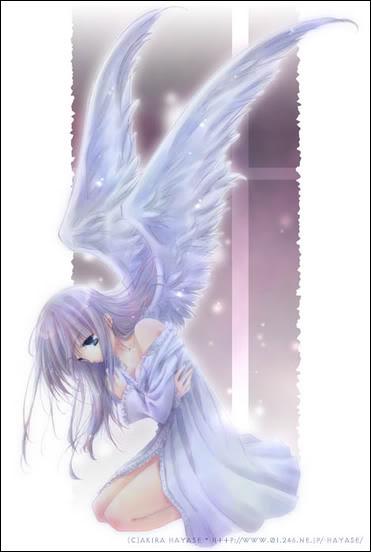 Stellar Spirit Keys Angel_anime