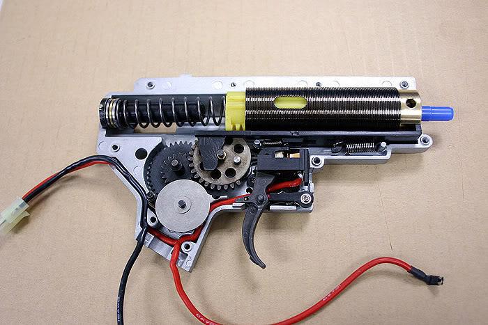 Ghid Componente AEG CA_M15A4_CQB_Gearbox