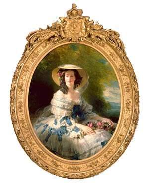 Eugenia de Montijo, emperatriz de Francia 002-17