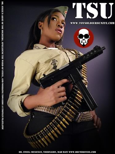 Uniforme de Toy Soldier (chica) 15376