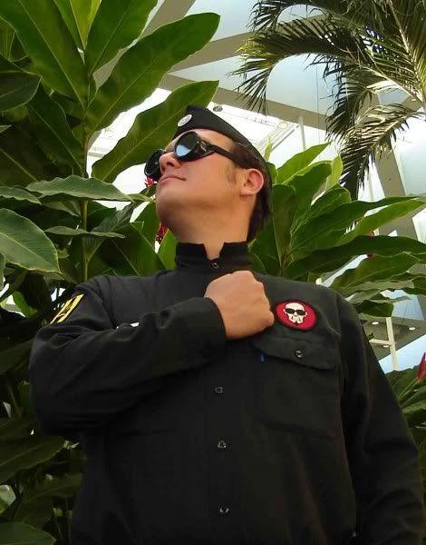 Uniformes de Toy Soldier (hombre) 2107