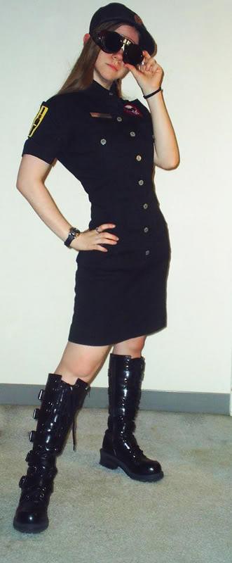 Uniforme de Toy Soldier (chica) TS21