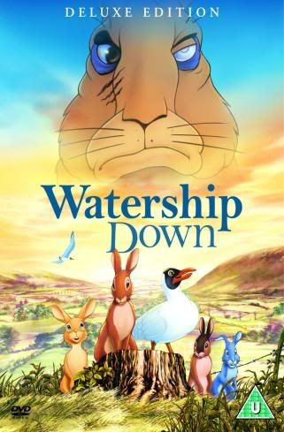 Im Still Standing! Watership20Down20DVD20Cover