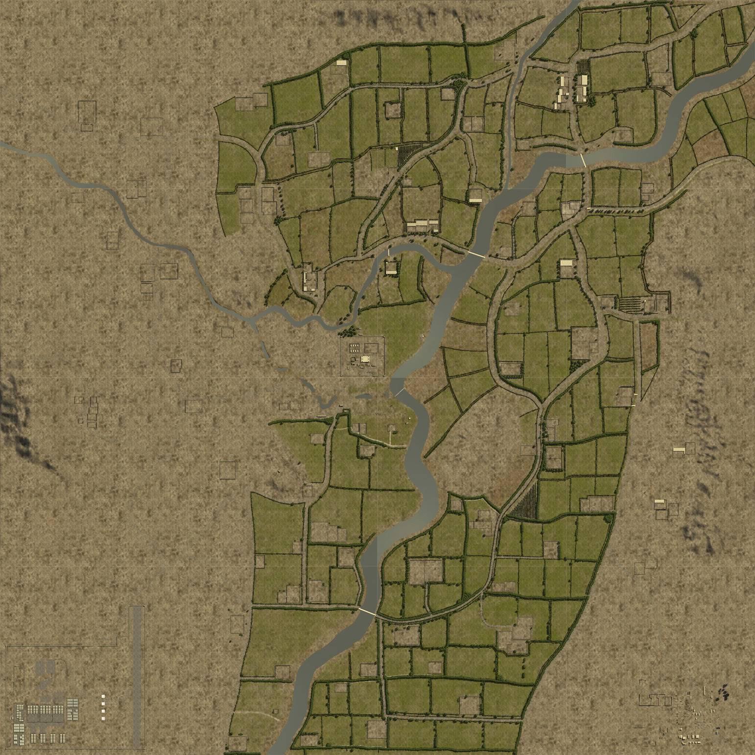 """sangin - Map """"Sangin"""", troisième news. Sanginminimap170111"""