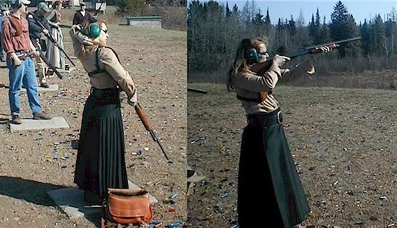 Hunting kilt Shortbutmean