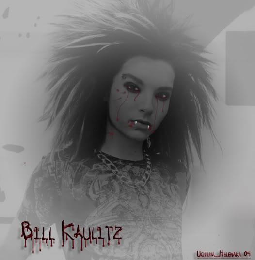 My Tokio Hotel Photoshops! Billvampiresad
