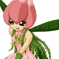 Sakura Kinomoto Lilymon-1