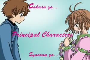 Sakura Kinomoto Princpal