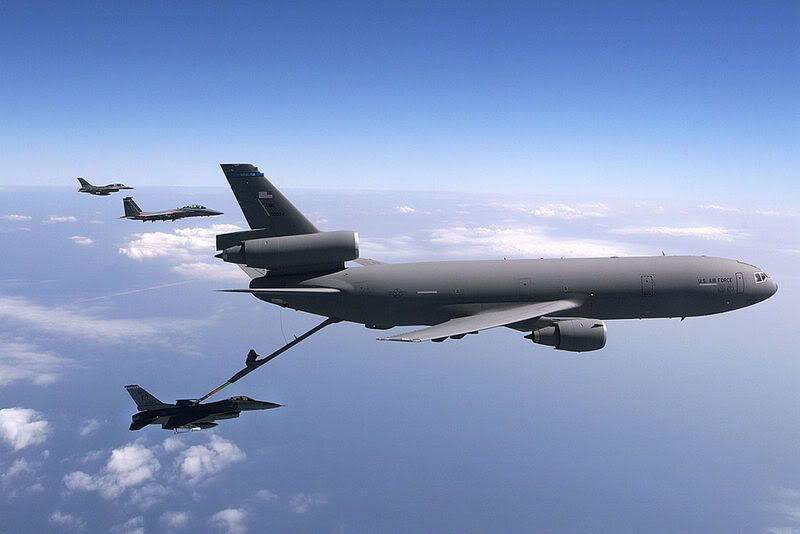 Are you joining the Military, and if so, what branch? KC-10