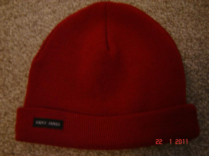 Saint James Hat and Velour Jumper SellingStuff001