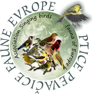 PTICE PEVAČICE - FAUNE EVROPE