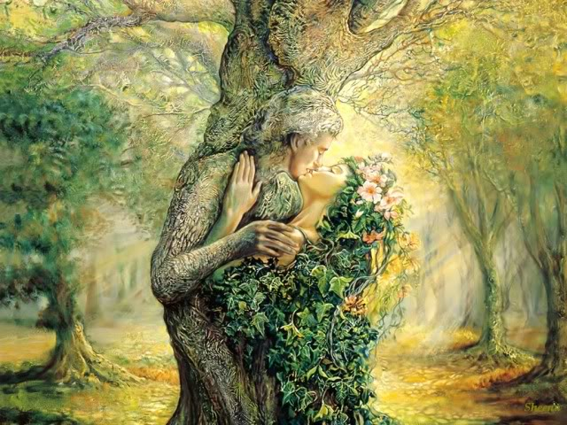 Pojmovno odredjenje mita IS_The_Dryad_and_the_Tree_Spirit_sh