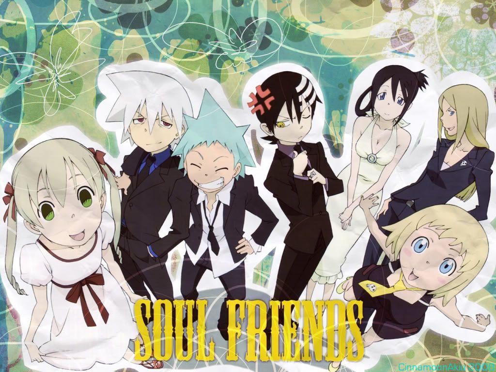 Reseña dela Serie AnimePaperwallpapers_Soul-Eater_Cin