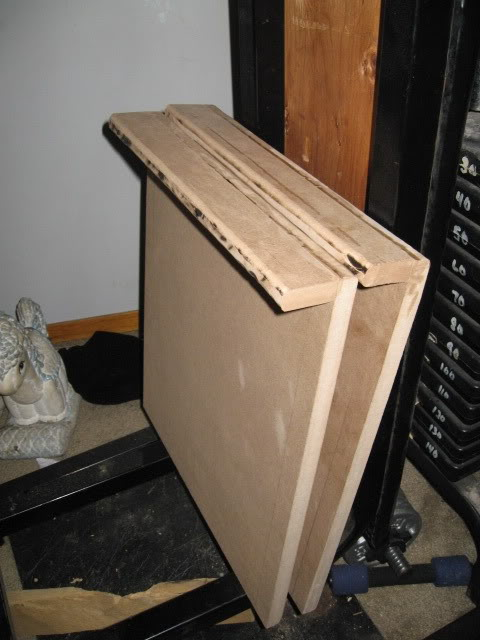 """Double 15"""" TF One enclosure build IMG_1435"""