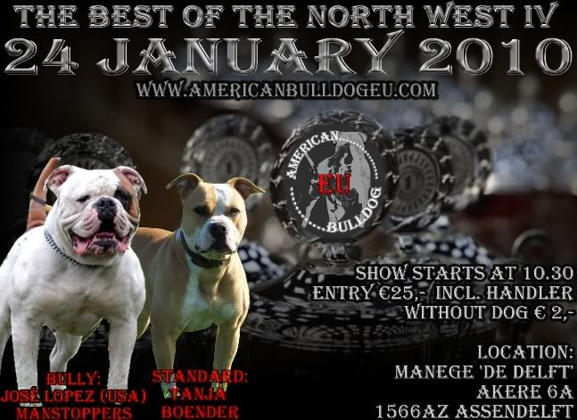 ***ABEU SHOW** THE BEST OF THE NORTH WEST 4 *** 24/01/2010 Abeu24january