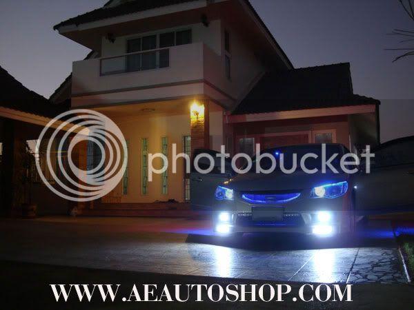 AEAUTO: ไฟส่องเท้า ไฟรูกุญแจ ไฟประตู ไฟกระจังหน้า ไฟdaylight ไฟคิ้ว และอื่นๆ  HOME