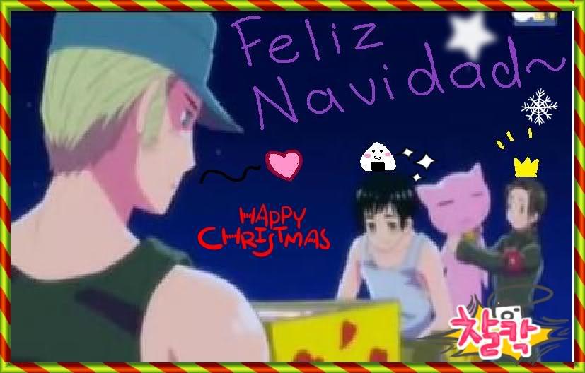 Feliz Navidad GAKOOanime!! Heta35nac