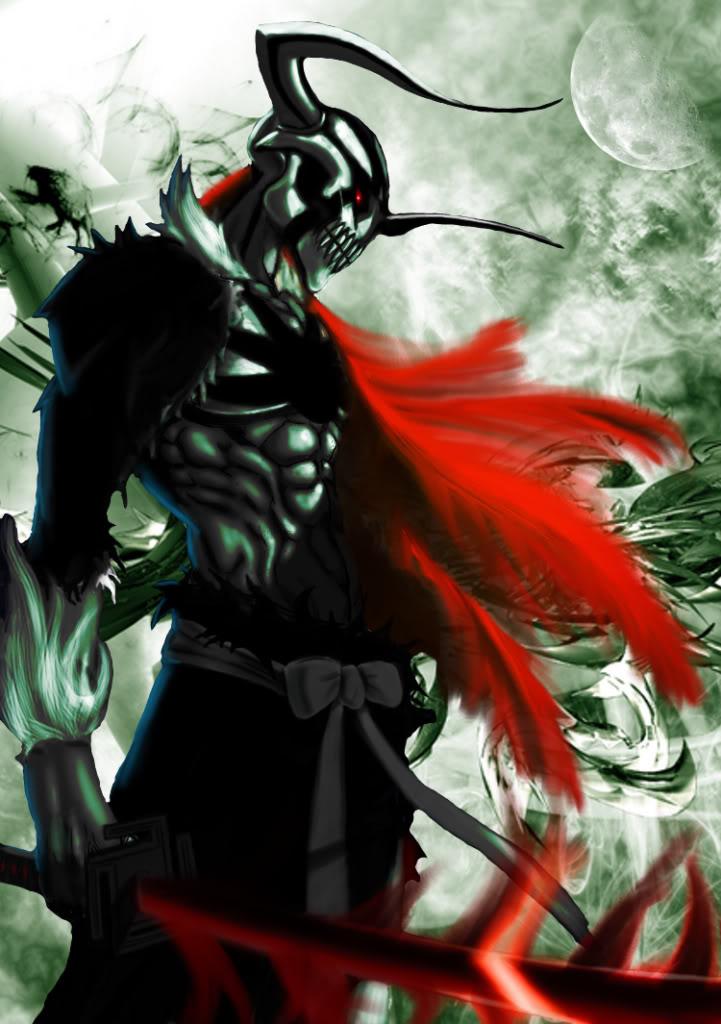 ichigo vasto lorde form