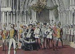 Carosse du mariage Imperial de François Joseph et Élisabeth de Bavière Venicesisi