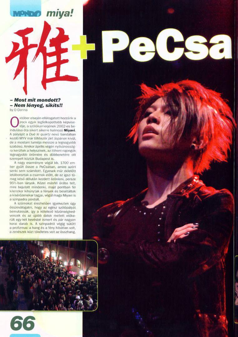 Miyavi en Mondo magazin Nov2009  - una revista de Hungria .. 00003b50