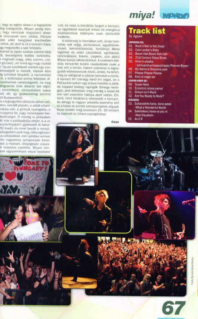 Miyavi en Mondo magazin Nov2009  - una revista de Hungria .. 00004501