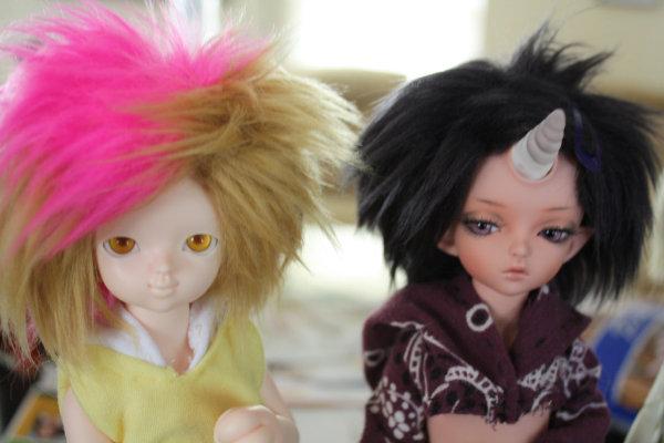Puppy and Unicorn (Soom PMD Iv/Skoll and Bygg/Afi) Bbys