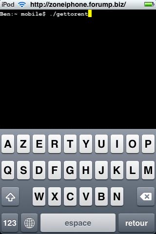 Télécharger Torrent directement depuis iPhone / Itouch 10