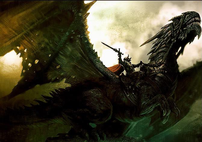 Bane grandius. Dragonbanner