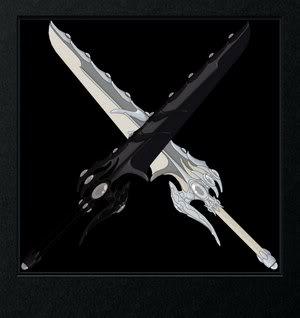 Razor Myfis The Beast Master Twin_swords_2