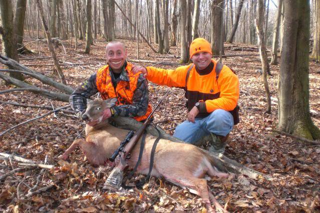 Opening Day Doe Ha-1