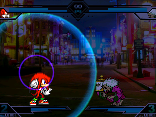 Igniz Scarlet, Sonic & Knuckles by ABAB updated 03/27/09 Mugen24