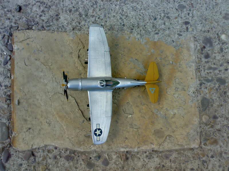 REPUBLIC P-47 THUNDERBOLT 1/72 09112009220