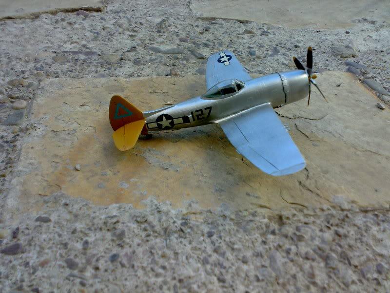 REPUBLIC P-47 THUNDERBOLT 1/72 09112009230