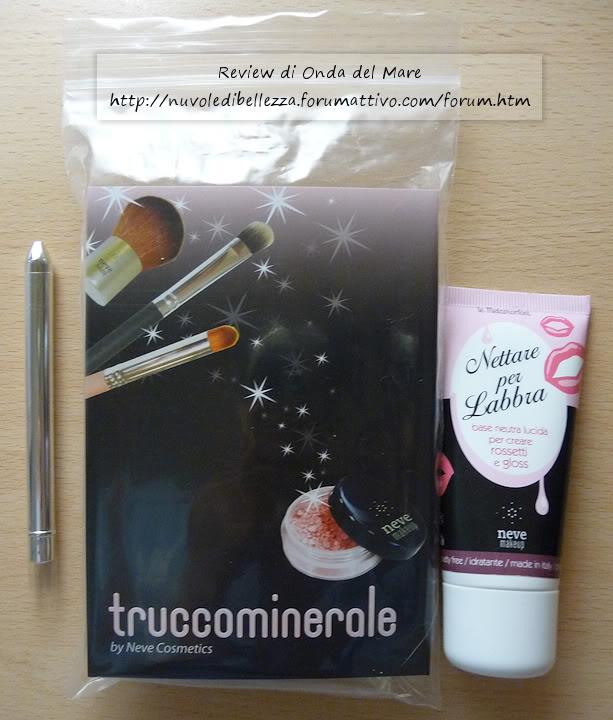 Truccominerale - Neve Make Up Ondina_truccominerale08